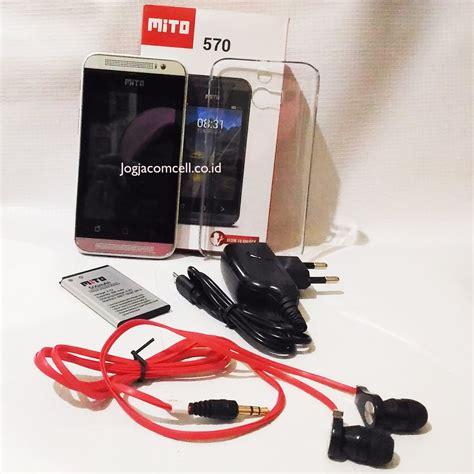 Mito 570 3 5 Dual Sim Gsm mito 570 handphone dual sim dengan layar sentuh