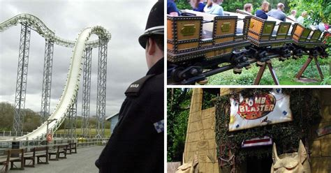 theme park uk accidents alton towers rollercoaster crash disaster is latest rare