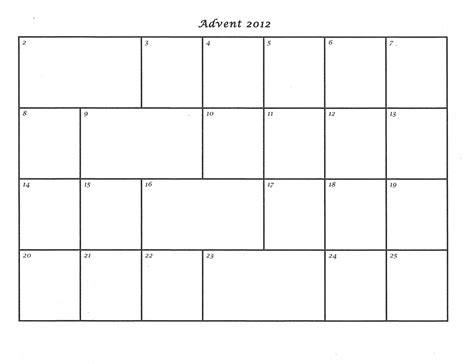 blank stem and leaf plot template blank advent calendar template 2015 calendar template 2016