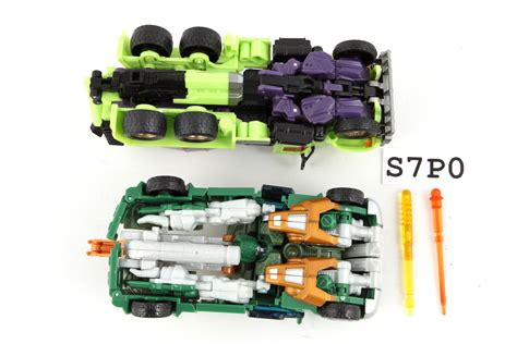 Transformer Set Complete Transformers 174 Of The Fallen Rotf
