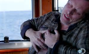 deadliest catch captains on the scariest moments of deadliest catch watch sig s heart attack unfold in all