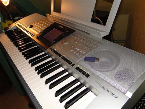 Keyboard Yamaha Psr 3000 yamaha psr 3000 image 274449 audiofanzine