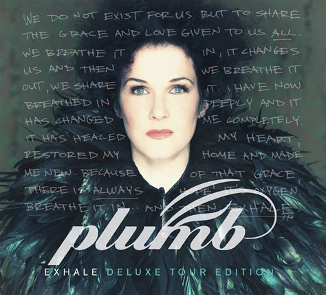 Plumb And Order by Plumb To Release New Worship Album Exhale On May 4th