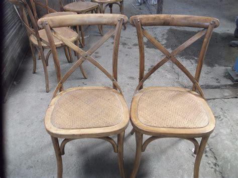 silla madera torneada de ratan comedor muebles