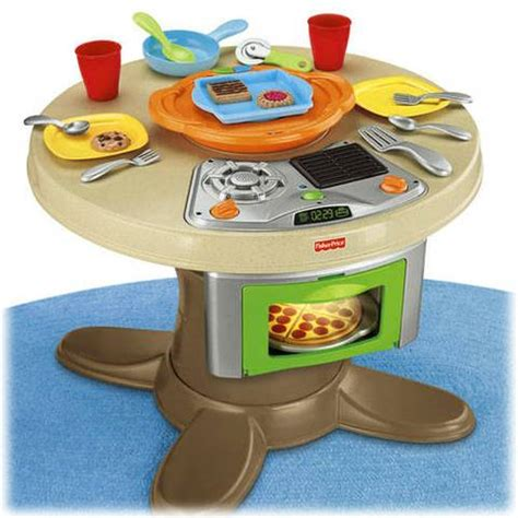 fisher price servin surprises cook n serve kitchen and
