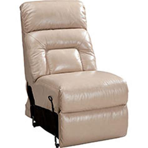 armless recliner chair la z boy 40s784 spectator armless recliner discount