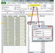 Calcular Un Aging De Deuda Con Tablas Din&225micas Excel
