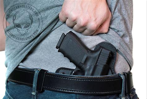glock 19 concealed carry best glocks for concealed carry alien gear holsters blog