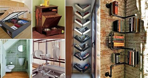 space saving ideas 14 awesome space saving ideas for even the smallest of homes