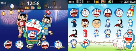 themes doraemon free free download themes doraemon for blackberry