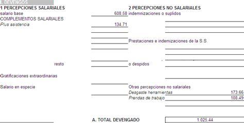 cabecera nomina c 243 mo calcular una n 243 mina diaria