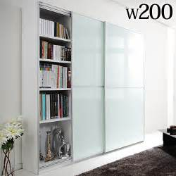 Living Room Storage Cabinet With Doors Thing Rakuten Global Market Large Sliding Doors