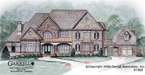 normandy style house plans part 1 by garrell associates garrell associates inc westmoreland house plan 01262