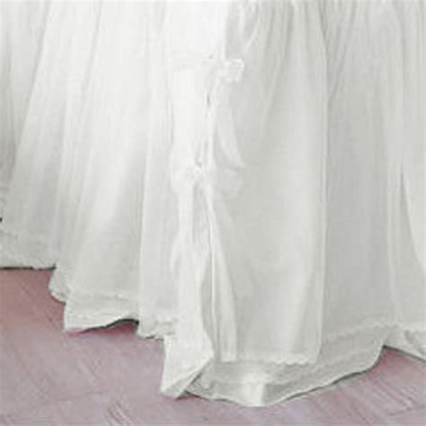 white bed skirt queen top 25 ideas about white bed skirt on pinterest bedroom