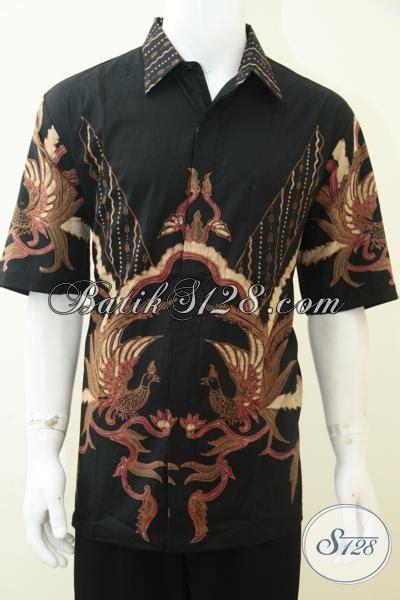 Jual Kemeja Jumbo Laki batik ukuran jumbo batik jawa modern laki laki pegawai