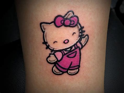 adorable hello tattoomagz