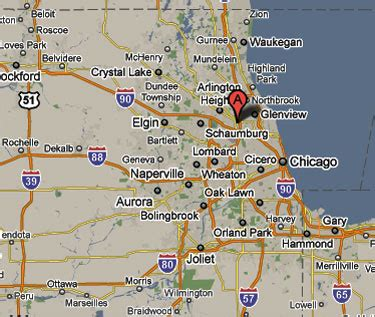 des plaines il sighting reports 2010