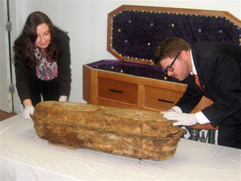 African House Plans by Mystery Solved Remains Of In Forgotten Casket Was
