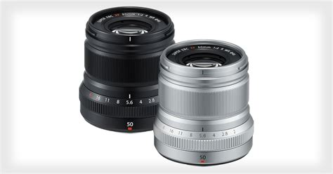 Fujifilm Xf 50mm F 2 R Wr Lens fujifilm s new xf 50mm f 2 r wr is a durable travel lens