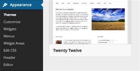 wordpress layout explained wordpress child themes explained part 2 web ascender