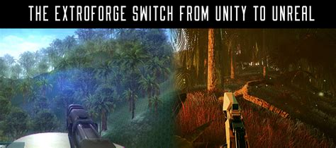 Kaos Engine Dev Unity 4 extroforge the switch from unity 3d to engine