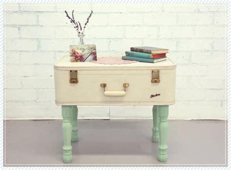 Suitcase Coffee Table Coffee Table Suitcase Diy Ruche Ruche