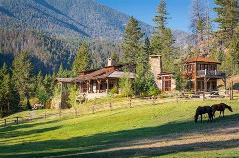 montana log home log home