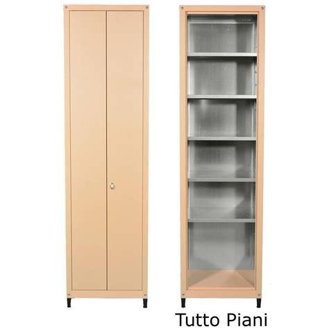 armadio h 220 armadio esterno zincoplastificato h 220 x l 60