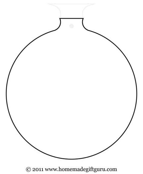 tree ornament templates 7 best images of printable ornament templates