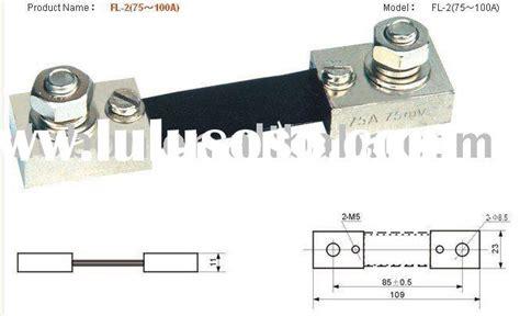 define shunt resistor shunt resistors definition 28 images shunt resistor 187 resistor guide what is a shunt