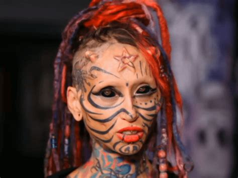 woman s face tattoo 5 stories everybody s talking about this month