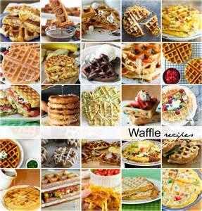 waffle recipes the idea room