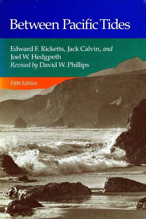 cite between pacific tides fifth edition edward f