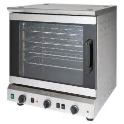 burco countertop convection oven 98ltr cateringzone