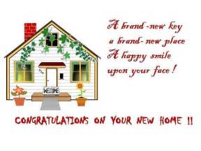 congrats new home new home wishes quotes quotesgram