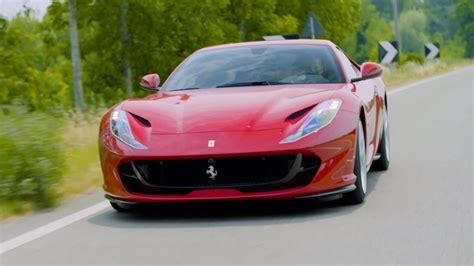 Ferrari 812 Superfast Youtube by Ferrari 812 Superfast Chris Harris Drives Top Gear
