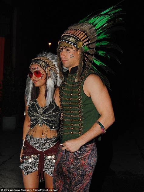 Butterfly Decorations For Home samantha bakrs and boyfriend richard fleeshman wear native