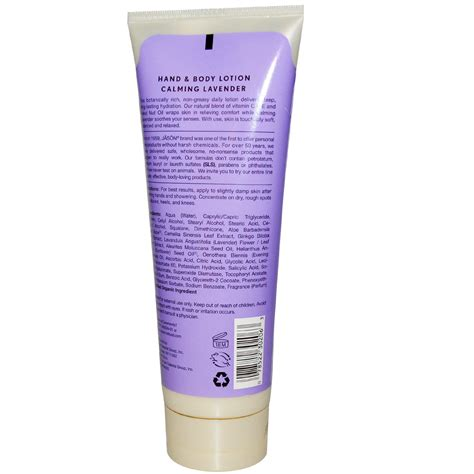 Nature Lotion Relaxing Lavender jason lotion calming lavender 8 oz 227 g iherb