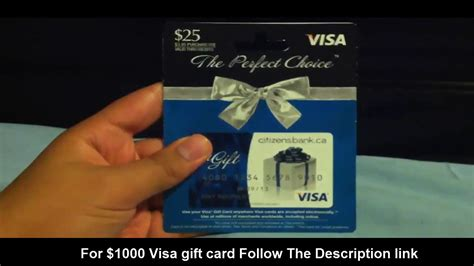 free visa gift card how to get free visa gift card codes 2017 1000 visa gift card - How To Get Visa Gift Card