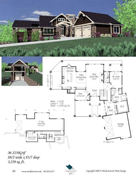 plan of the week 3 stewart home design