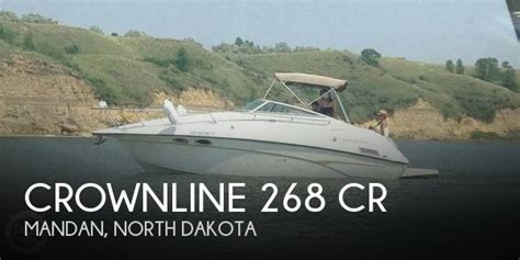used outboard motors north dakota for sale used 1999 crownline 268 cr in mandan north