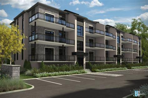 2 Bedroom Houses condominiums les quatre condos in blainville