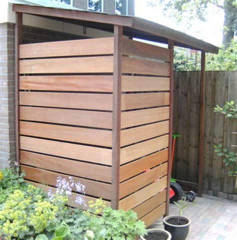 Small Garden Storage Ideas 17 Best Ideas About Garbage Storage On Food Bin Farmhouse Trash And Recycling