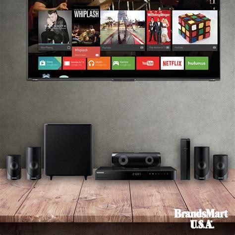 samsung  watt ch blu ray home theater system