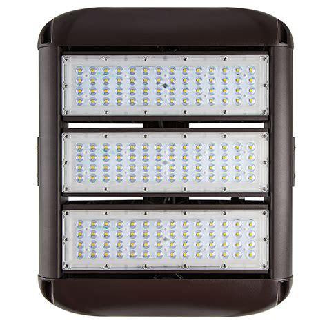 hid lights bay area led area light 160w 500w hid equivalent 5000k 3000k