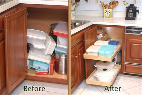 kitchen corner cabinet solutions pull out blind corner cabinet solution kitchen drawer organizers other metro by shelfgenie