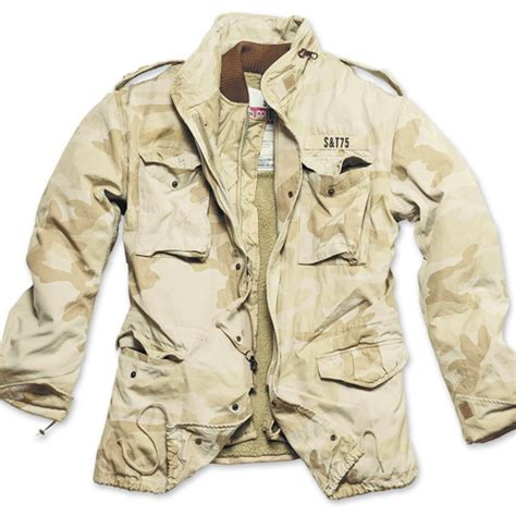 Jaket Dc Army Bb By Gseven Shop us field jacket m65 regiment desert