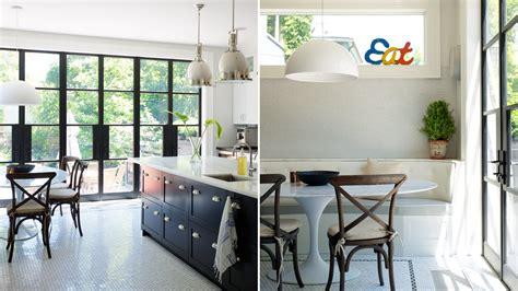 interior design classic bistro style kitchen packed  storage youtube
