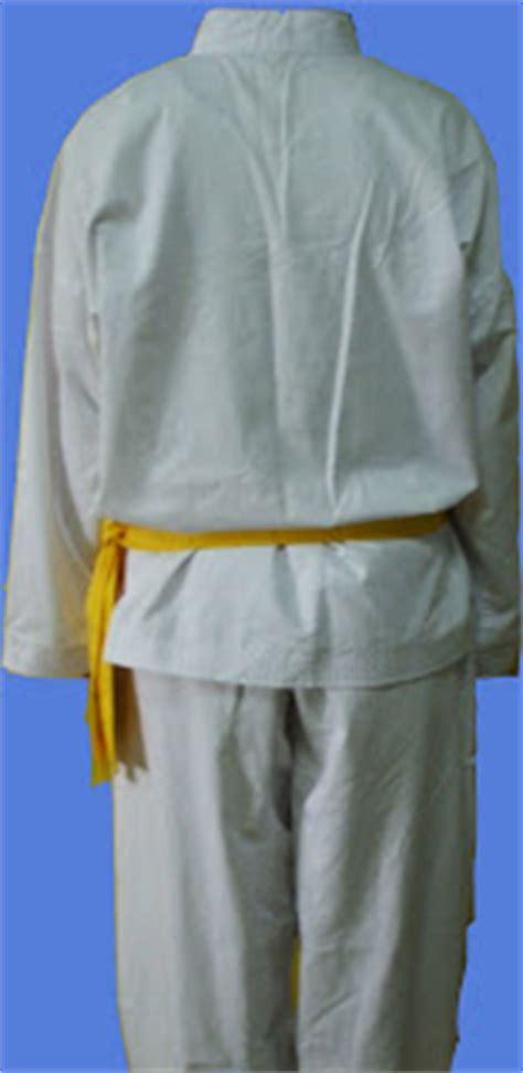 Baju Wasit Silat emas the silat shop