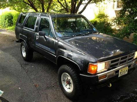 1986 Toyota 4runner Parts Purchase Used 1986 Toyota 4runner Ifs Efi 4x4 In Maywood